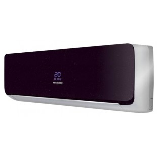Инверторная сплит-система Hisense AS-09UR4SYDTD1 PURPLE Art Design DC Inverter