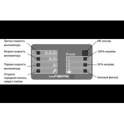 Приточная установка LUFBERG iFresh LFU с нагревом (Примечание: выставочный образец)