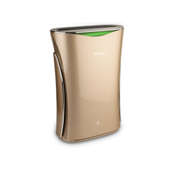 Воздухоочиститель с увлажнением Hisense AE-33R4BNS ECOLife (шампань)